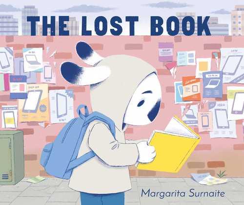 Lost Book book