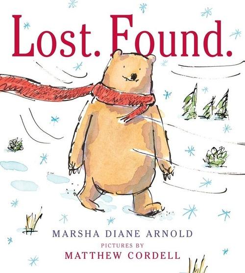 Lost. Found. book