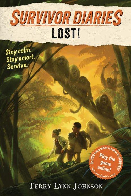 Lost! book