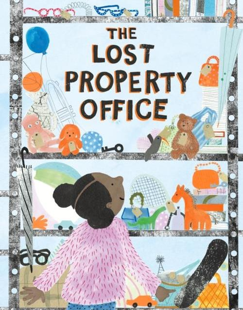 Lost Property Office book
