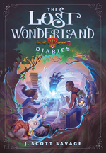 The Lost Wonderland Diaries book