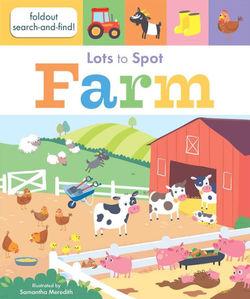 Lots to Spot: Farm book