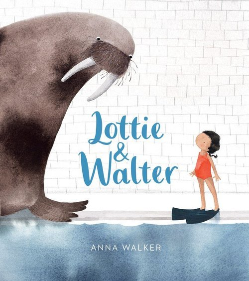 Lottie & Walter book
