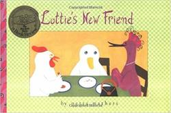 Lottie's New Friend book
