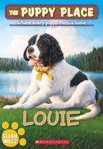 Louie (Puppy Place #51), Volume 51 book