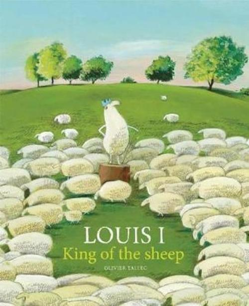 Louis I, King of the Sheep book