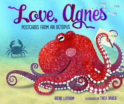 Love, Agnes: Postcards from an Octopus book