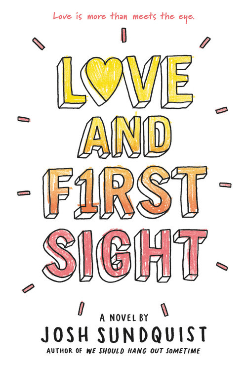 Love and First Sight book