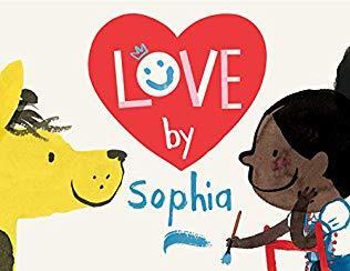 Love by Sophia book