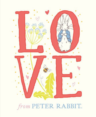 Love from Peter Rabbit Book