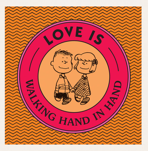 Love Is Walking Hand in Hand book