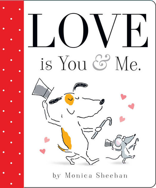Love is You & Me book
