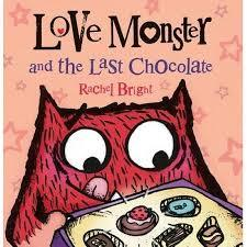 Love Monster and the Last Chocolate book
