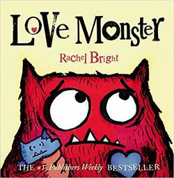 Love Monster book