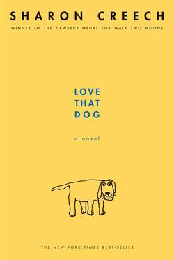 Love That Dog book