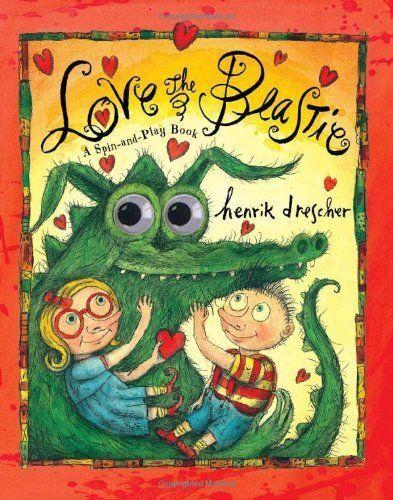 Love the Beastie book