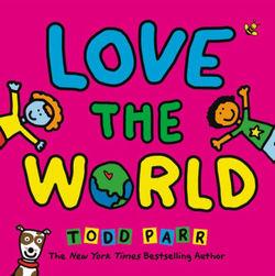 Love the World book
