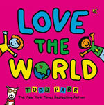 Love the World book