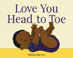 Love You Head to Toe book
