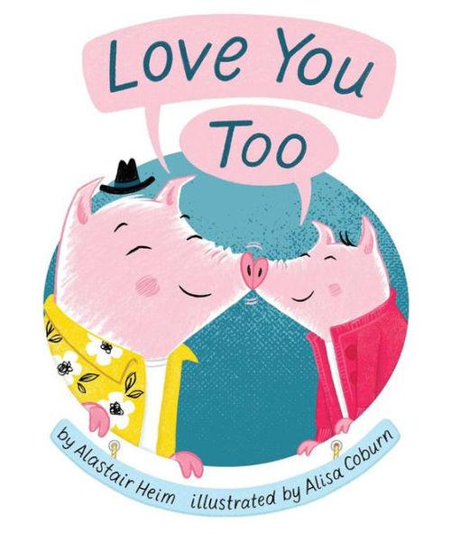 Love You Too book