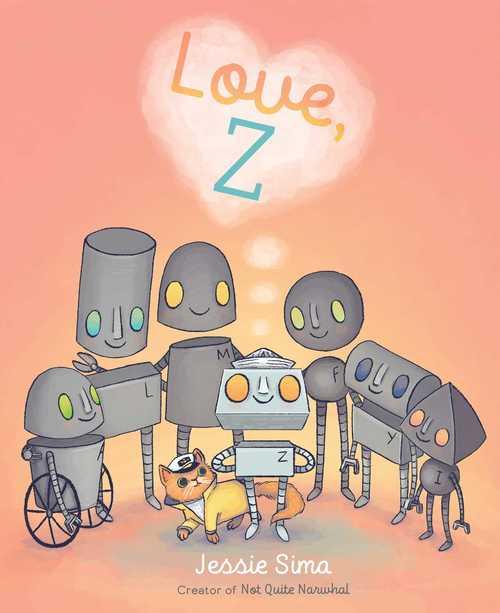 Love, Z Book