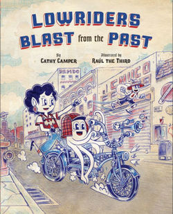 Lowriders Blast from the Past book