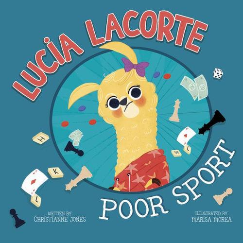Lucia Lacorte, Poor Sport book