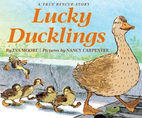 Lucky Ducklings book