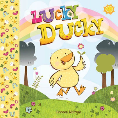 Lucky Ducky book