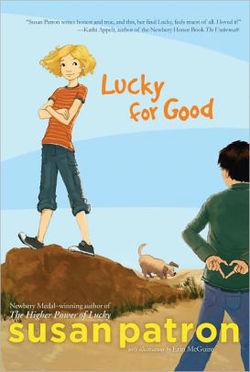 Lucky for Good book