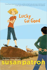 Lucky for Good book