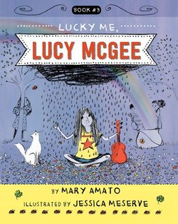 Lucky Me, Lucy McGee book