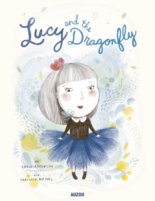 Lucy and the Dragonfly book