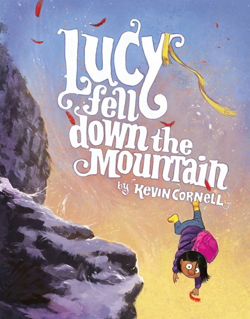 Lucy Fell Down the Mountain book