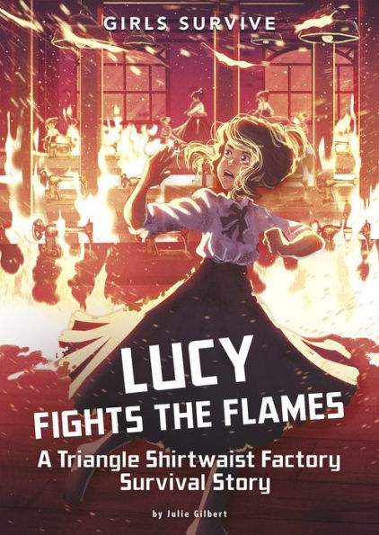 Lucy Fights the Flames Book