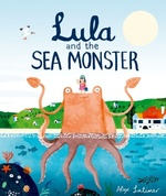 Lula and the Sea Monster book