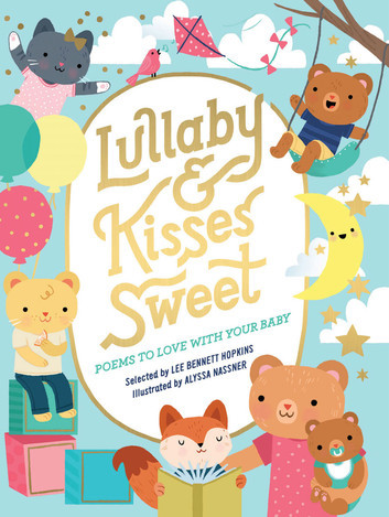 Lullaby and Kisses Sweet book