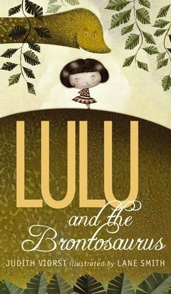 Lulu and the Brontosaurus book