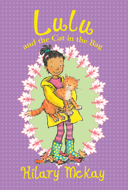 Lulu and the Cat in the Bag book