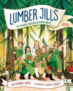 Lumber Jills book
