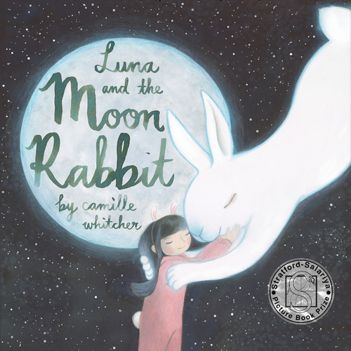 Luna and the Moon Rabbit book
