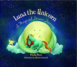 Luna the Unicorn book