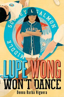 Lupe Wong Won't Dance book