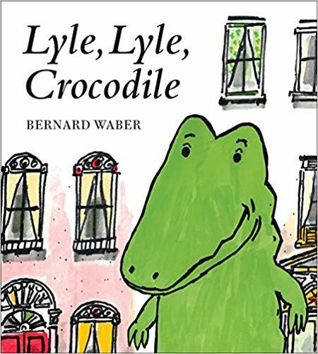 Lyle the Crocodile book