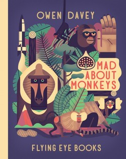 Mad about Monkeys book