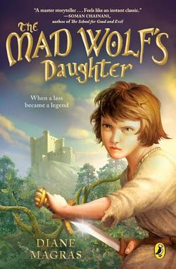 Mad Wolf's Daughter book