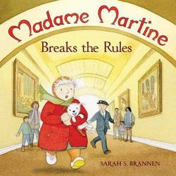 Madame Martine Breaks the Rules book