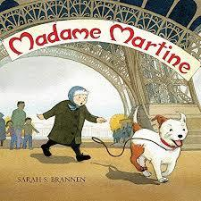 Madame Martine Book