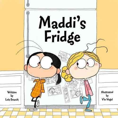 Maddi's Fridge book