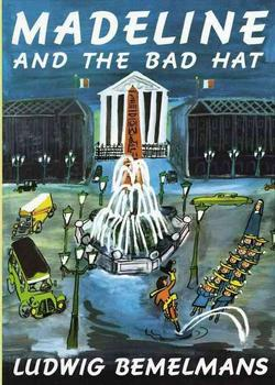 Madeline and the Bad Hat book